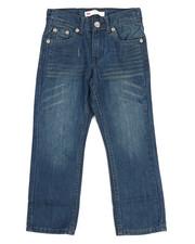 Levi's - 511 Slim Fit Jean (4-7X)-2211375