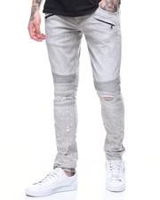 Jeans - GREY NAIL HEAD JEAN-2212575