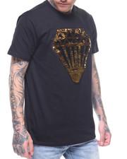 Shirts - DIAMOND FLIP SEQUINS TEE-2212626