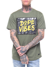 Spring-Summer-M - DOPE VIBE FLIP SEQUIN TEE