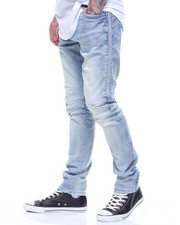 Spring-Summer-M - ARTICULATED KNEE JEAN
