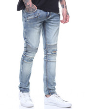 Kilogram - DISTRESSED MOTO JEAN-2212753
