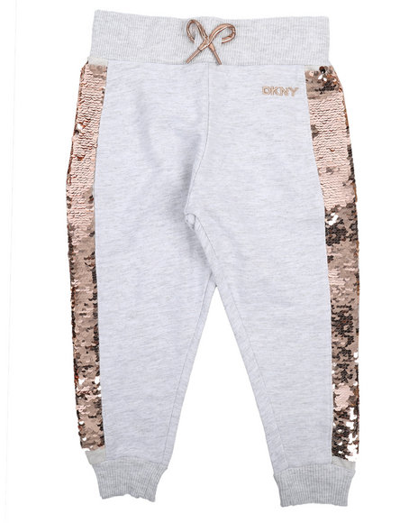 Flip Sequin Joggers (2t 4t) by Dkny Jeans