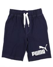 Puma - Puma Logo Shorts (8-20)-2211329