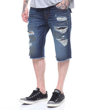 True Religion - RICKY FLAP DENIM SHORT-2212069