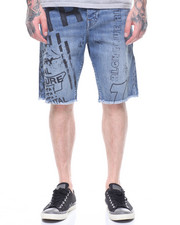 True Religion - LOGAN Denim SHORT-2212045