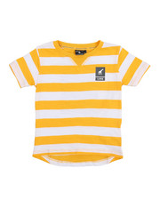 Tops - Sports Stripe Tee (2T-4T)-2212198