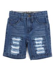 Rocawear - Fresh Cut Denim Shorts (4-7)-2212535