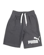 Puma - Puma Logo Shorts (8-20)-2211324