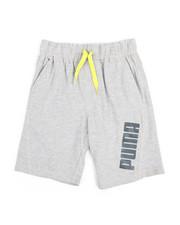 Puma - Puma Logo Shorts (8-20)-2211319