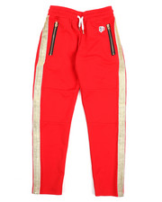 Southpole - Track Pants w/ Lurex Side Panel(8-20)-2212656