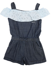 Sizes 4-6x - Kids - Denim Shortalls (4-6X)-2211226