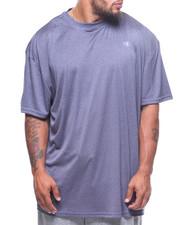 Shirts - Heather Crew Rib (B&T)-2213010