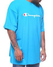 Shirts - S/S Retro Big C Center Tee (B&T)-2212902