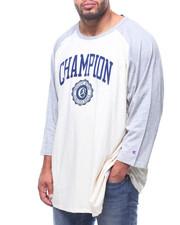 Shirts - Heritage Raglan Baseball L/S (B&T)-2213276