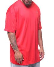 Shirts - Birdseye Crew Rib L/C (B&T)-2213022