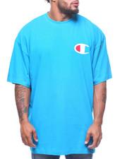 Shirts - S/S Retro C Left Chest Tee (B&T)-2213026