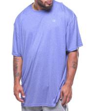 Shirts - Heather Crew Rib (B&T)-2212996
