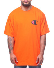 Shirts - S/S Retro C Left Chest Tee (B&T)-2213052