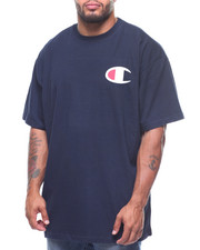 Shirts - Champion S/S Left Chest Tee (B&T)-2213061