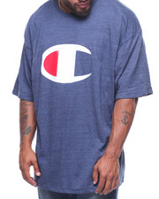 Shirts - S/S Retro Big C Center Tee (B&T)-2212969