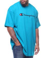 Shirts - Retro Champion Script Short Sleeve Tee (B&T)-2212878