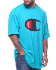 Shirts - S/S Retro Big C Center Tee (B&T)-2212978
