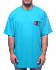 Shirts - S/S Retro C Left Chest Tee (B&T)-2213039