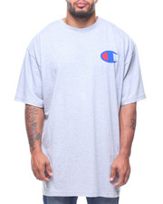 Shirts - Champion S/S Left Chest Tee (B&T)-2213160