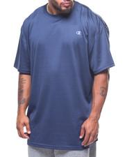 Shirts - Birdseye Crew Rib L/C (B&T)-2213048