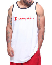 Champion - Tank Contrast Neck Brand (B&T)-2213247