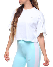 Tops - En Pointe Cropped Tee-2213652