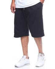 Shorts - Tech Fleece Shorts/Long Heat Seal Zipper (B&T)-2212960