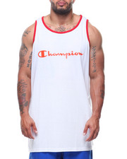 Champion - Tank Contrast Neck Brand (B&T)-2213221