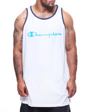 Champion - Tank Contrast Neck Brand (B&T)-2213241