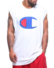 Champion - Basic Muscle Tank Top (B&T)-2212948