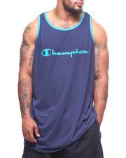 Champion - Tank Contrast Neck Brand (B&T)