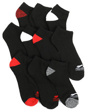 Accessories - 10 Pack Cushioned Low Cut Socks