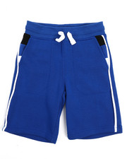 Southpole - Color Block Pocket Fleece Shorts (8-20)-2212691