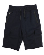 Southpole - Tech Fleece Cargo Shorts (8-20)-2213100