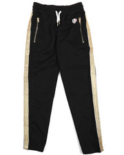 Southpole - Track Pants w/ Lurex Side Panel(8-20)-2212643