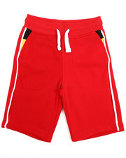 Southpole - Color Block Pocket Fleece Shorts (8-20)-2212838