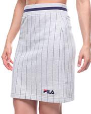 Spring-Summer-W - Francesca Pinstripe Skirt