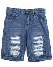 Rocawear - Fresh Cut Denim Shorts (8-20)-2213227