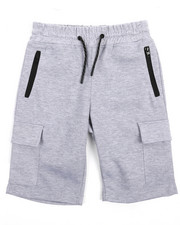 Southpole - Tech Fleece Cargo Shorts (8-20)-2213105