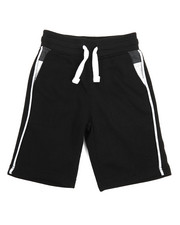 Southpole - Color Block Pocket Fleece Shorts (8-20)-2212851