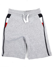 Southpole - Color Block Pocket Fleece Shorts (8-20)-2212760