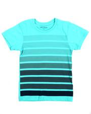 Boys - Crew Neck Stripe Tee (8-20)-2211750
