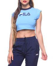 Tops - PIA Rib Crop Top-2213540