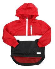 Outerwear - Pullover Anorak Rainshell Jacket (4-7)-2212307
